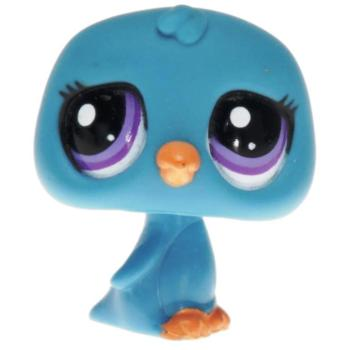 Littlest Pet Shop - Singles Blind Bags - 2176 Penguin