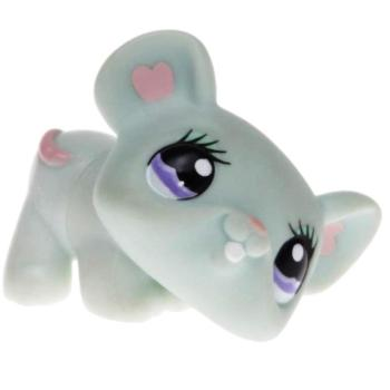 Littlest Pet Shop - Singles Blind Bags - 2443 Mouse