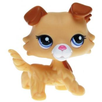Littlest Pet Shop - Singles Blind Bags - 2452 Collie