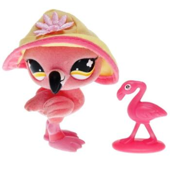 Littlest Pet Shop - Special Edition Pet - 0800 Flamingo