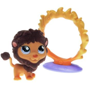 Littlest Pet Shop - Special Edition Pet - 0809 Lion