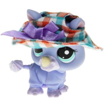 Littlest Pet Shop - Special Edition Pet - 1908 Rhino