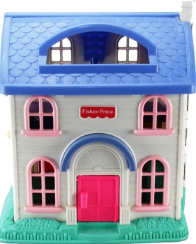 Fisher-Price Little People 2511 - Familienhaus