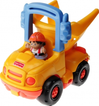 Fisher-Price Little People 72649 - Dump Truck