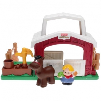 Fisher-Price Little People 77707 - Horse Stable
