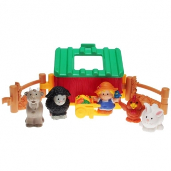 Fisher-Price Little People 77710 - Baby Farm Animals