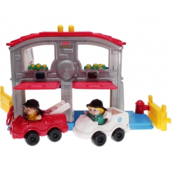 Fisher-Price Little People 77712 - Fun Sounds Rescue