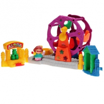 Fisher-Price Little People B7553 - Musical Ferris Wheel