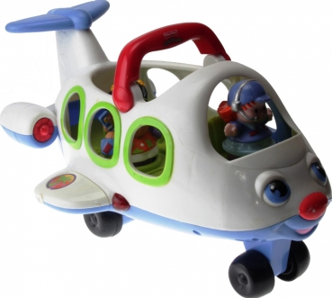 Fisher-Price Little People J0895 - Flugzeug