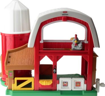 Fisher-Price Little People K7925 - Tierstimmen Bauernhof