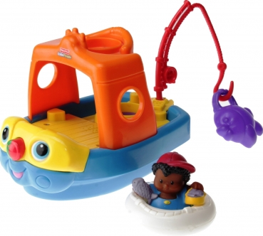 Fisher-Price Little People M0252 - Fischerboot
