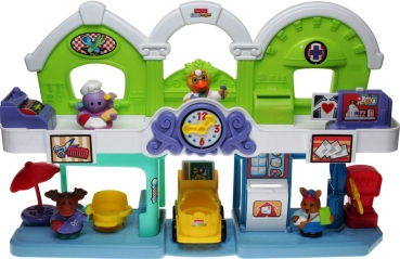 Fisher-Price Little People P9509 - Animalville Stadt