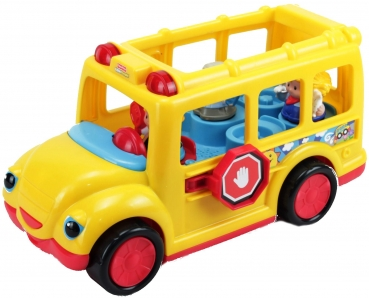 Fisher-Price Little People R3915 - Schulbus