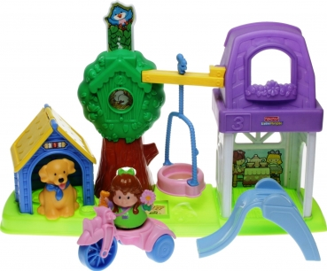 Fisher-Price Little People R6930 - Spielgarten