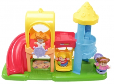 Fisher-Price Little People Y8196 - Spielplatz