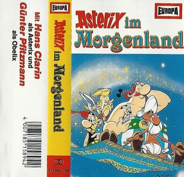 MC - Asterix - im Morgenland