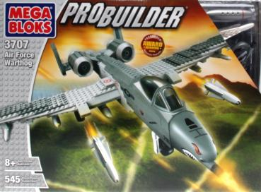 Mega Bloks 03707 - Probuilder Air Force Warthog
