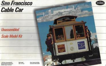 TESTORS 517 - San Francisco Cable Car - 1:48