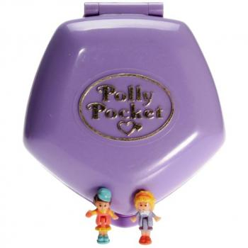 Polly Pocket Mini - 1992 - Fast Food Restaurant Mattel Toys 9383