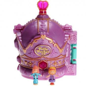 Polly Pocket Mini - 1996 - Crown Palace Mattel Toys 17909