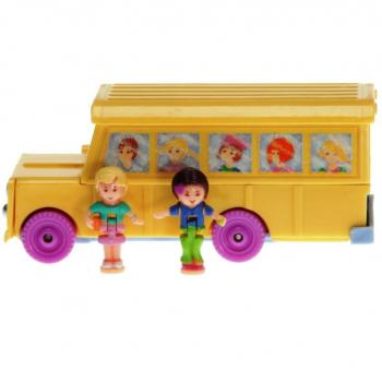 Polly Pocket Mini - 1996 - Classroom on the Go Bluebird Toys 970891