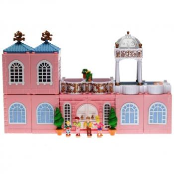 Polly Pocket Mini - 1999 - Dream Builders - Deluxe Mansion - 21950