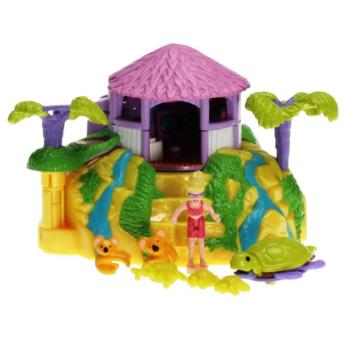 Polly Pocket Mini - 2000 - Tropical Pets Mattel Toys 27043