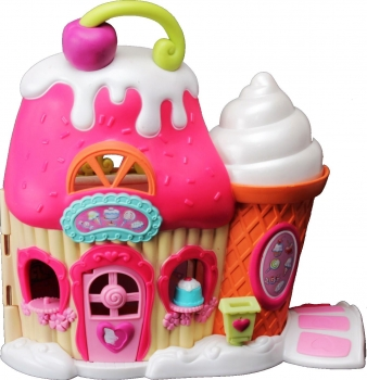 Hasbro 62336 - My Little Pony - Ponyville Feature Playset Sweet Shop