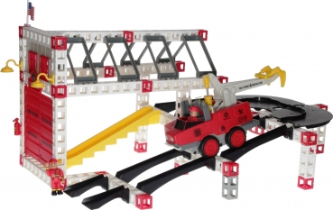 Rokenbok Set - RC Fire & Rescue