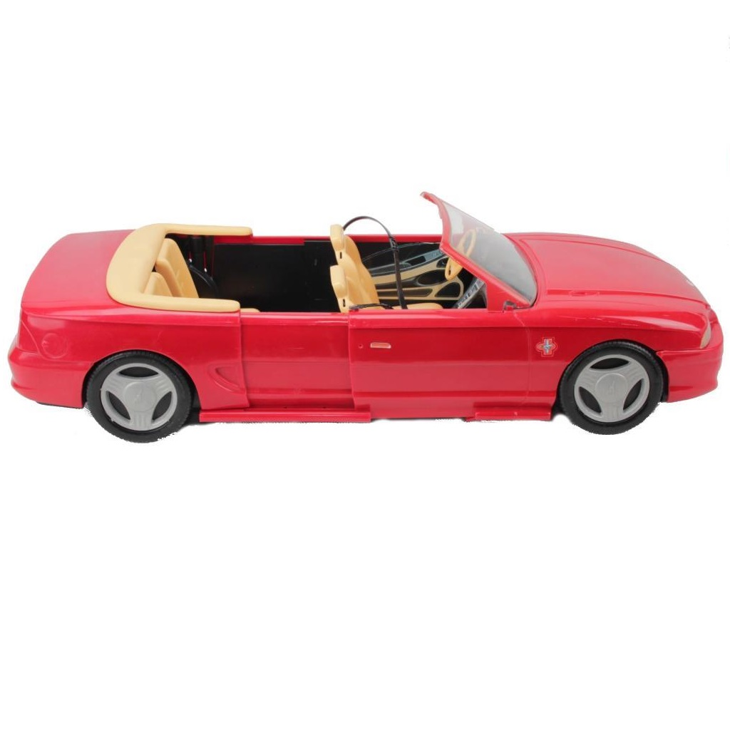 Barbie 1994 ford mustang cabrio