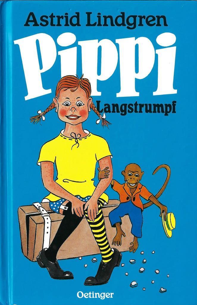 Pippi Langstrumpf Original