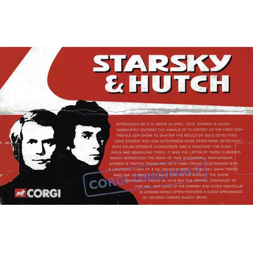 Corgi Toys 57402 - Ford Gran Torino Starsky & Hutch