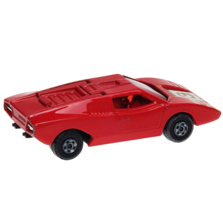 Matchbox Superfast No 27 Lamborghini Countach Decotoys