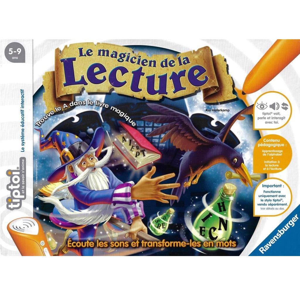 tiptoi lecture