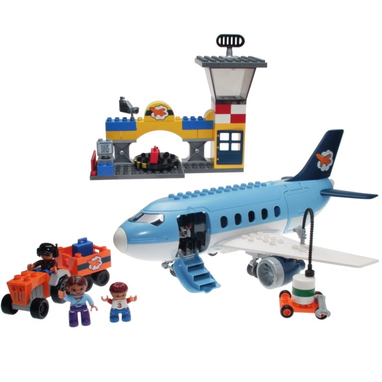 Lego Duplo 5595 Airport Decotoys