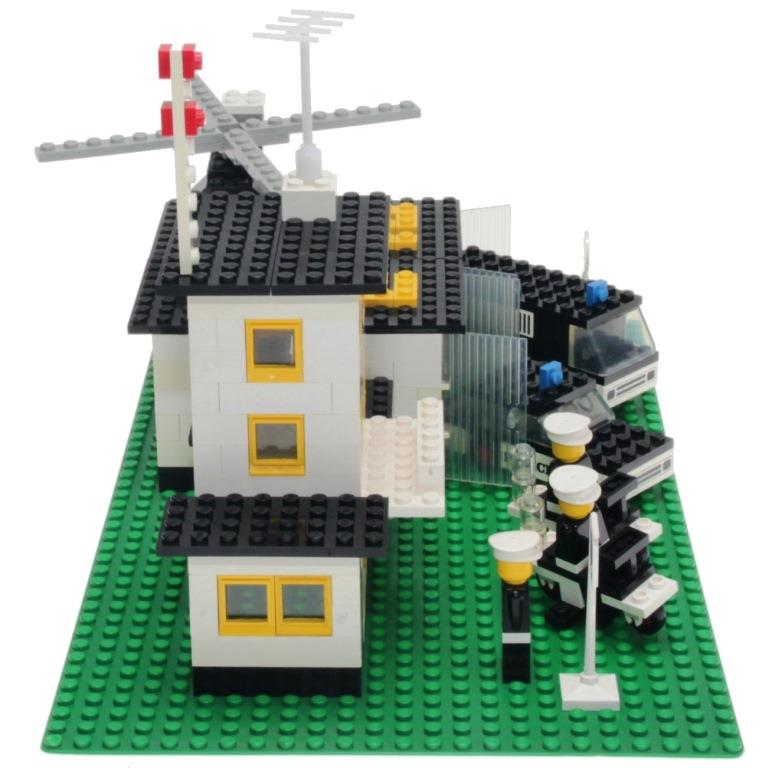 Lego Legoland 370 Police Headquarters Decotoys