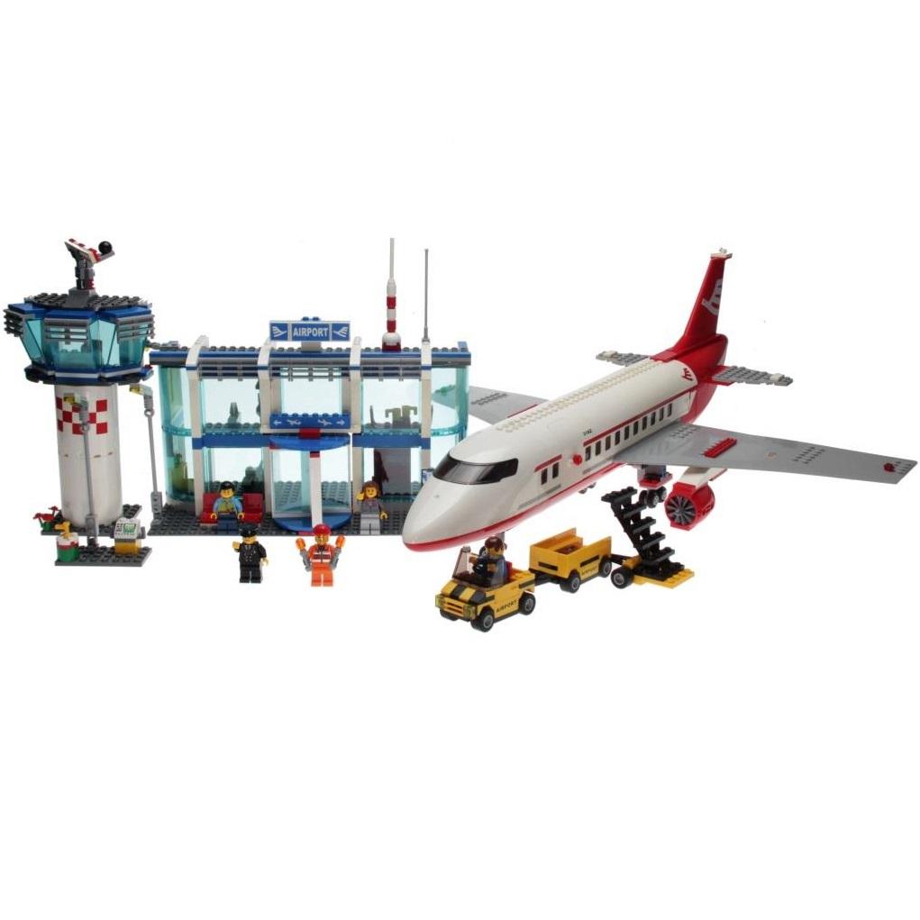 Lego City 3182 Airport Decotoys