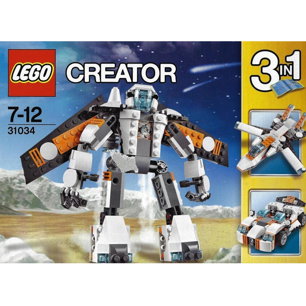 lego creator 31034 instructions