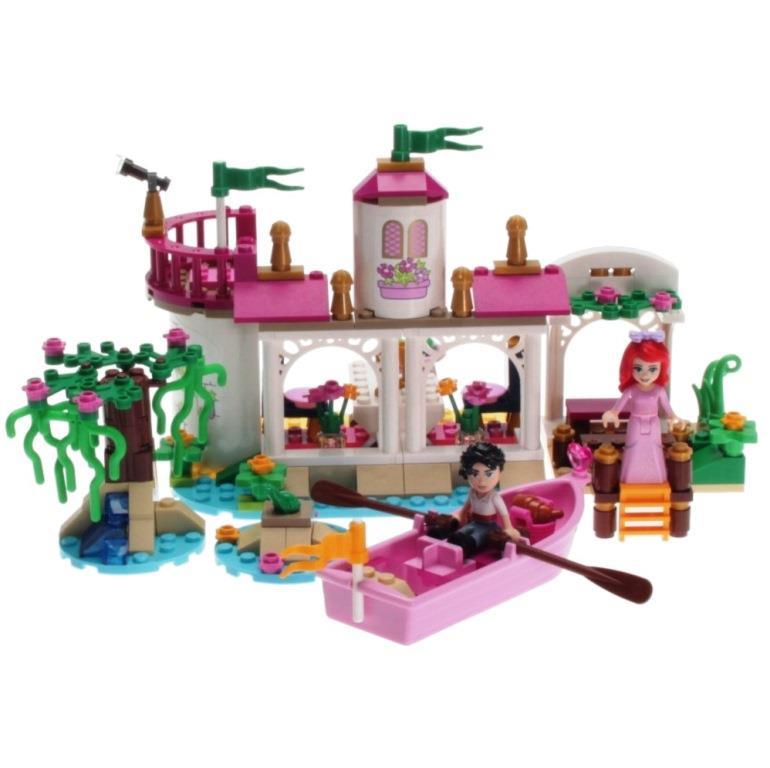 lego disney princess 41052 arielles magischer kuss decotoys. Black Bedroom Furniture Sets. Home Design Ideas