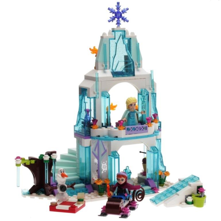 Lego 41062 Disney Castle Elsa's Sparkling Ice Decotoys Princess WE29YIDH