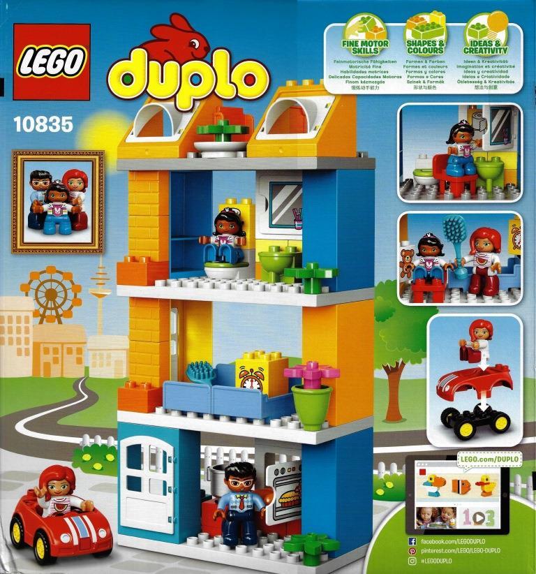 Lego Duplo 10835 Family House Decotoys