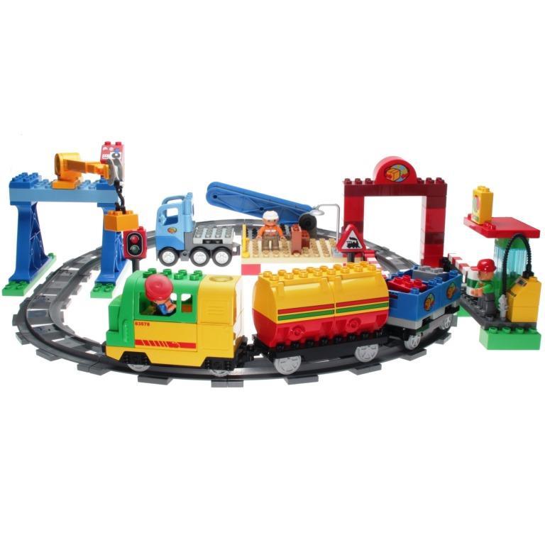 LEGO Duplo 5609 - Eisenbahn Super Set - DECOTOYS