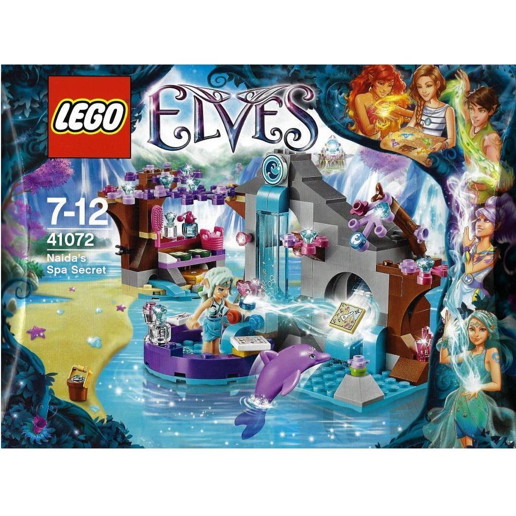 Folkekære LEGO Elves 41072 - Naida's Spa Secret - DECOTOYS XT-86