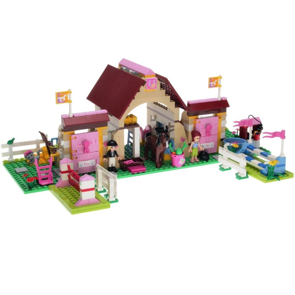 Lego Friends 3189 Heartlake Stables Decotoys