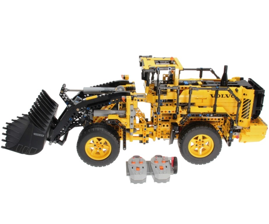 Onwijs LEGO Technic 42030 - VOLVO L350F Wheel Loader - DECOTOYS GX-47