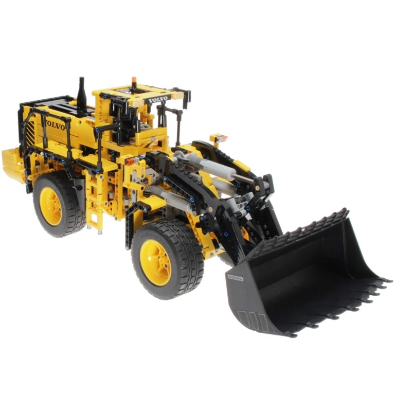 Wonderlijk LEGO Technic 42030 - VOLVO L350F Wheel Loader - DECOTOYS KA-33