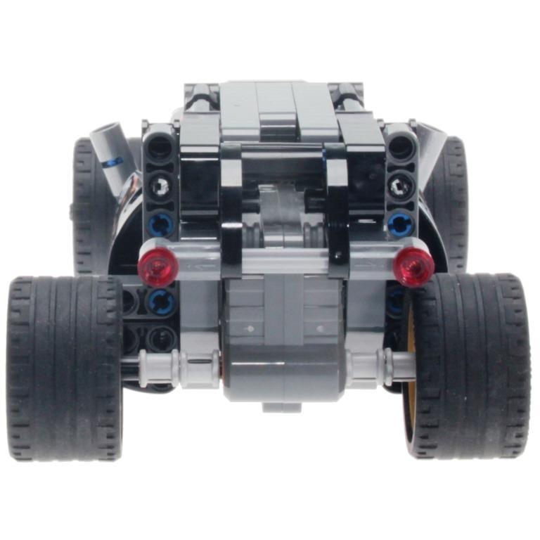 Lego 42046 Fluchtfahrzeug Decotoys Technic Technic Fluchtfahrzeug Lego 42046 SMpqzGVU