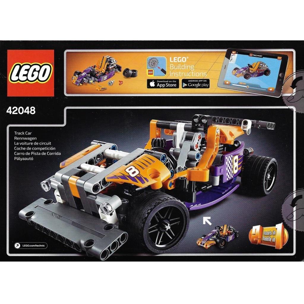 Lego Technic 42048 Race Kart Decotoys