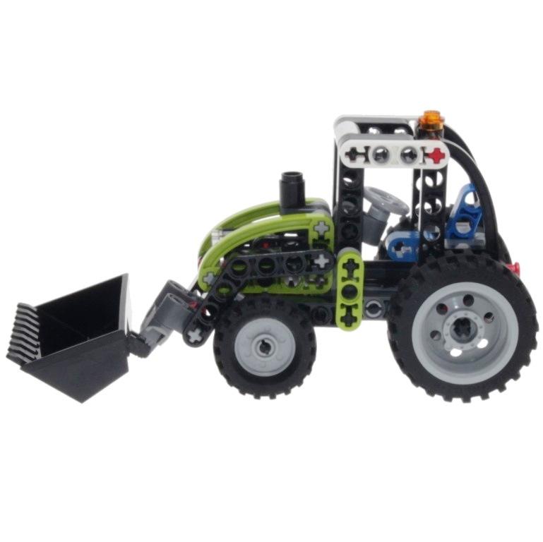 lego technic 8260 mini traktor decotoys. Black Bedroom Furniture Sets. Home Design Ideas