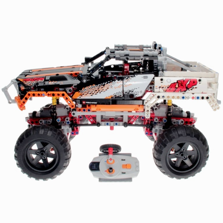 Lego Technic 9398 4x4 Crawler Decotoys